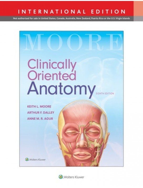 Clinically Oriented Anatomy 8 ed.