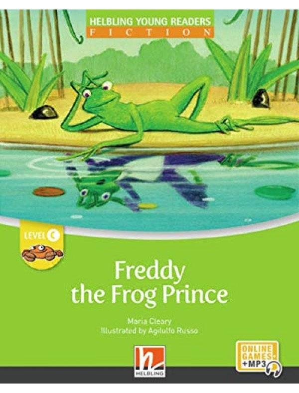 Level C Freddy the Frog Prince + e-zone