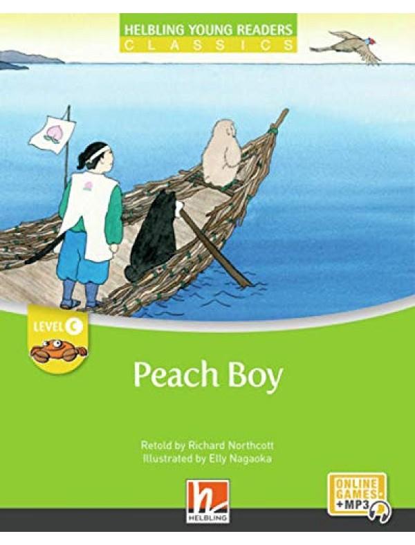 Level C Peach Boy + e-zone
