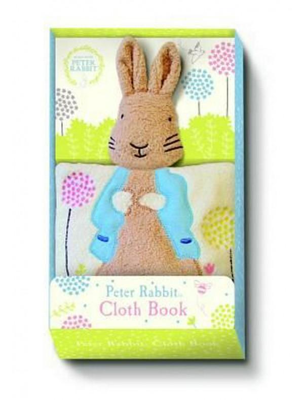 Peter Rabbit: Cloth Book