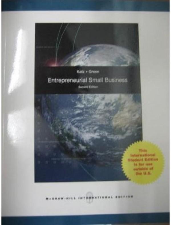 Entrepreneurial Small Business + BusinessWeek Sub Card