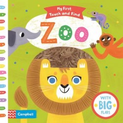 My First Touch and Find: Zoo
