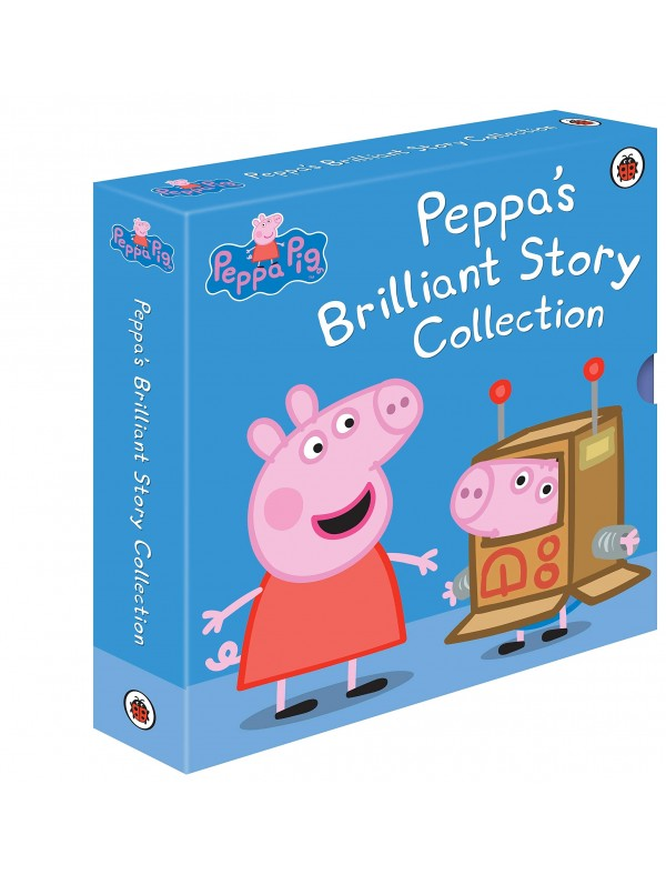 Peppa Pig - Peppa's Brilliant Story Collection