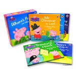 Peppa Pig Lift The Flap Collection
