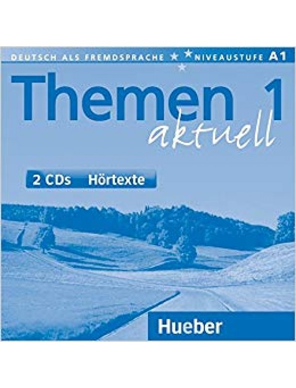 Themen Aktuell 1 Hörtexte CD