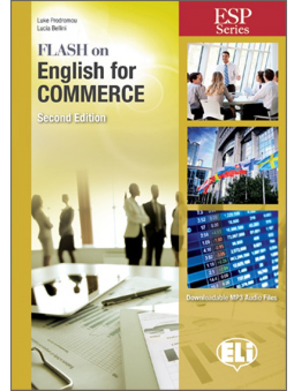 Flash on English for Commerce (2nd Edition)