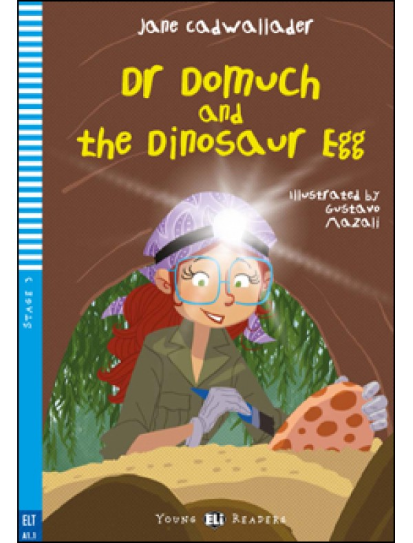 Dr Domuch and the dinosaur egg