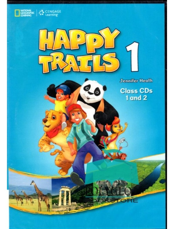 Happy Trails 1 Class CD