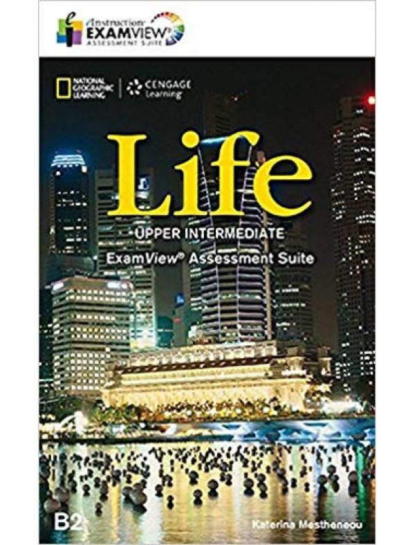 Life Upper Intermediate ExamView