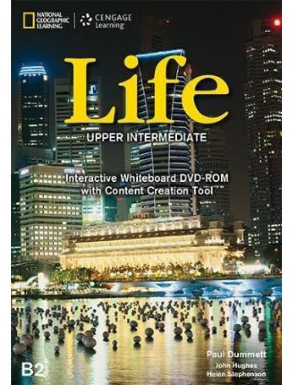Life Upper Intermediate Interactive Whiteboard
