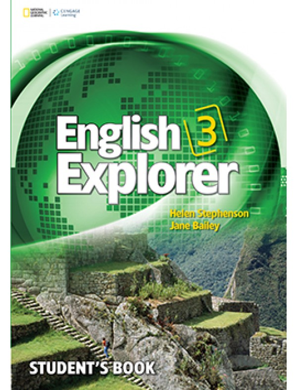 English Explorer 3 DVD