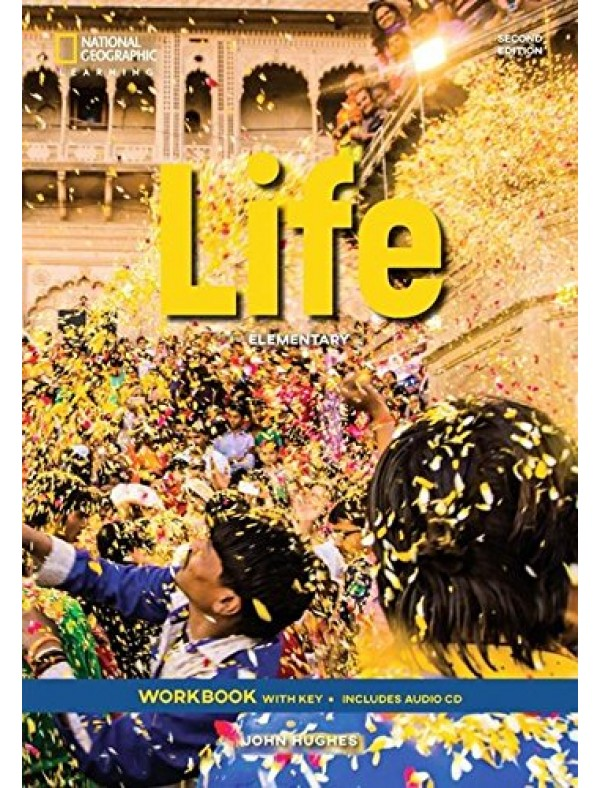 Life Elementary 2E Workbook without key