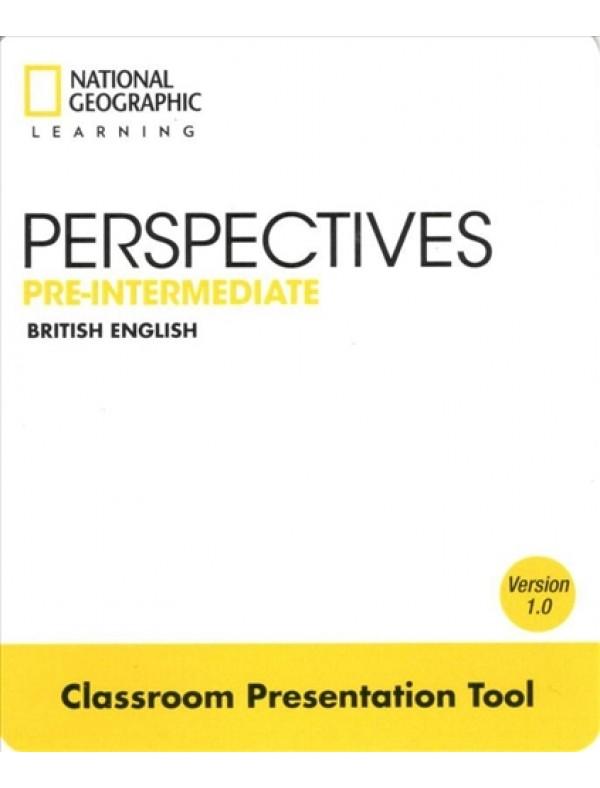 Perspectives Pre-Intermediate Classroom Presentation Tool (USB)