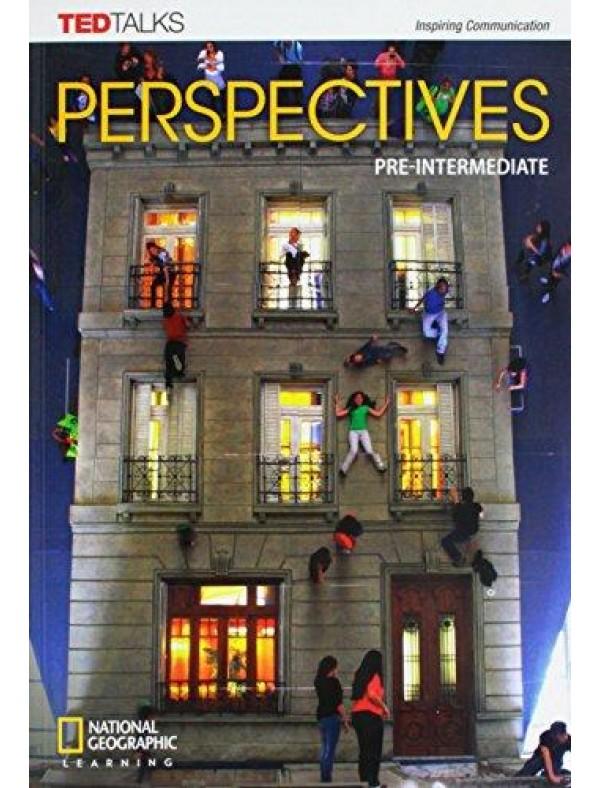 Perspectives Pre-Intermediate Student's Book