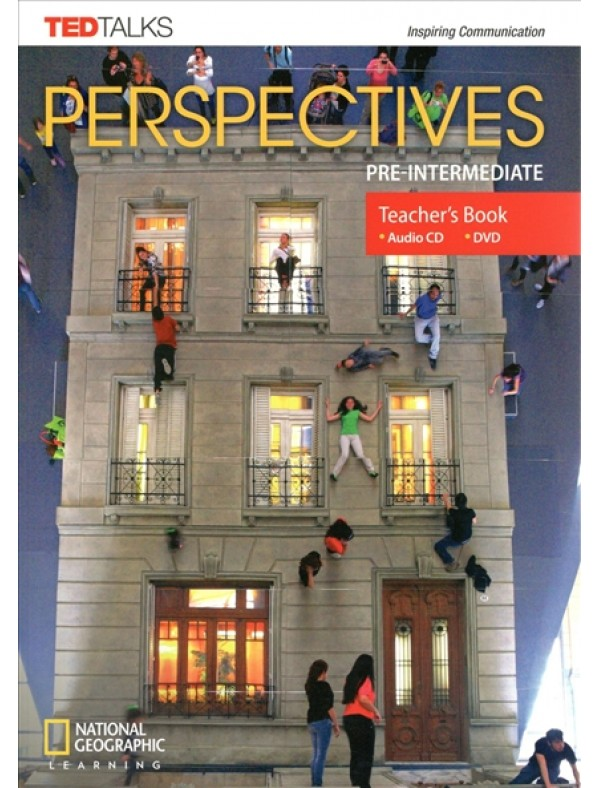 Perspectives Pre-Intermediate Teacher's Book