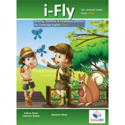 Cambridge i-FLY Student's Book with CD