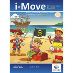 Cambridge i-MOVE Student's Book with CD