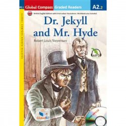 Dr. Jeckyl and Mr Hyde with MP3 CD (Level A2.2)