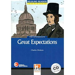 Level 4 (A2/B1) Great Expectations + Audio CD