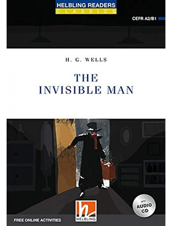 Level 4 (A2/B1) The Invisible Man + Audio CD