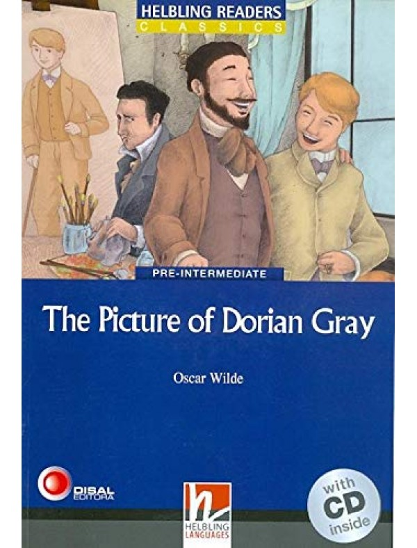 Level 4 (A2/B1) The Picture of Dorian Gray + Audio CD