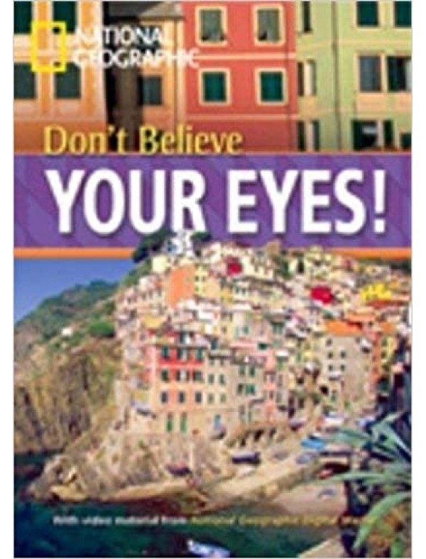 Don't Believe Your Eyes (Level A2)