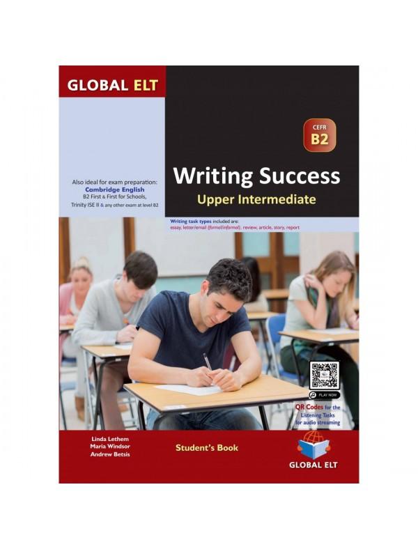 Writing Success - Level B2 Student's book