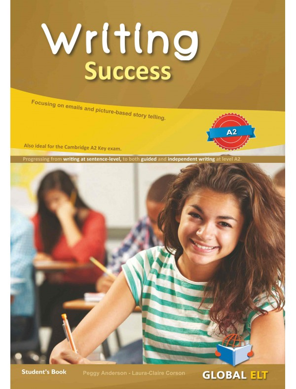 Writing Success - Level A2 - Student's book