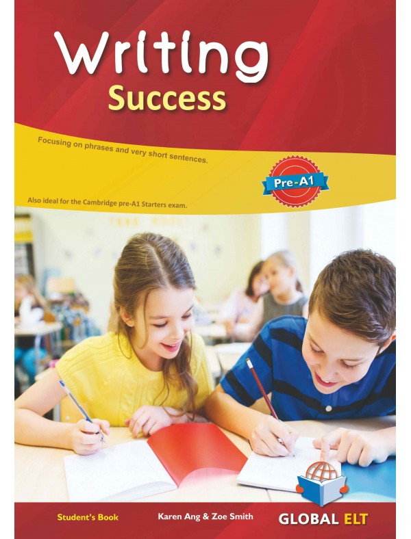 Writing Success - Level A1 Student's book