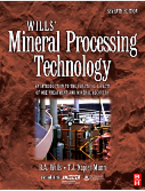Wills' Mineral Processing Technology, 7th Edition