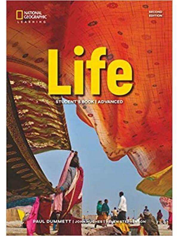 Life Advanced 2E Student's E-book